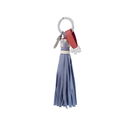 Radley London DNA Tassel Keyring