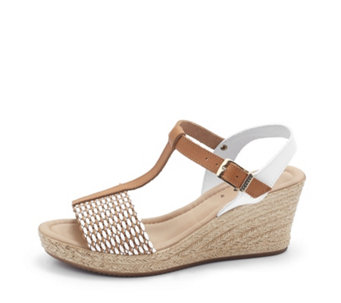 Adesso Piper Wedge Sandal - 163514