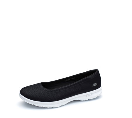 Skechers GO STEP Luxe Slip on Ballet Pump with Goga Mat Technology