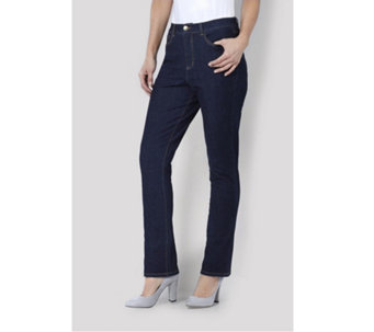 Ruth Langsford Straight Leg Jeans Petite - 165615