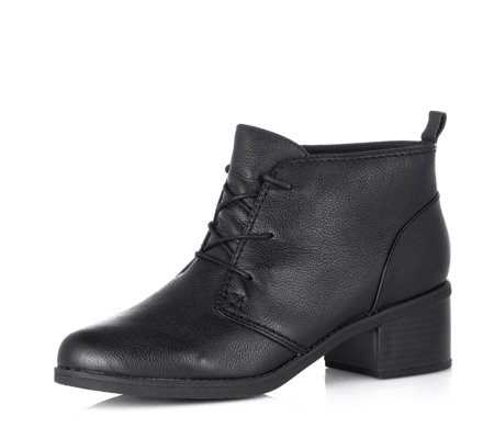 Clarks Nevella Harper Wide fit Lace Up Ankle Boots