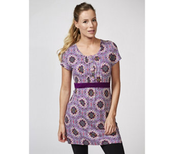 Joe Browns Passionately Purple Tunic - 168116
