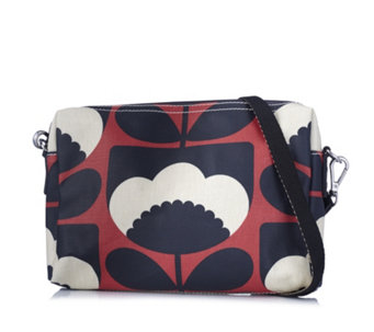 Orla Kiely Spring Bloom Crossbody Bag with Detachable Strap - 169018