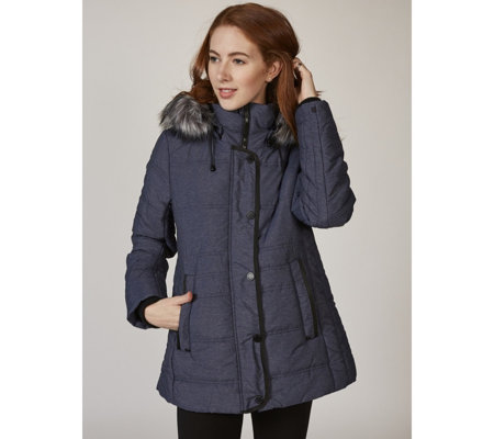 Novelti Essential Polyfil Quilted Jacket