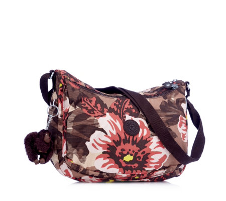 Kipling Avline Medium Shoulder Bag with CrossBody Strap