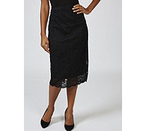 Ruth Langsford Lace Pencil Skirt - 168522