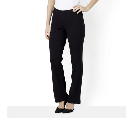 MarlaWynne Ponte Bootcut Trousers