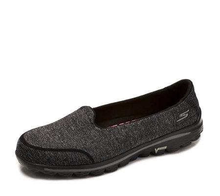 Skechers GOwalk 2 Super Sock Walking Shoe with Goga Mat Insole