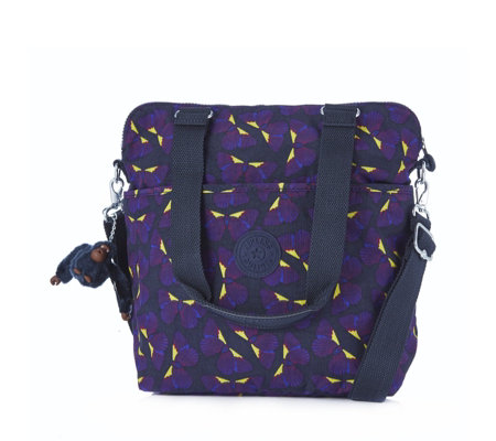 Kipling Avatari Large Double Handled Bag with Crossbody Strap