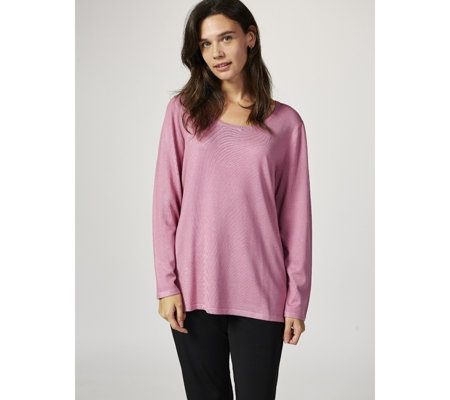 Knitted Scoop Neck Jumper by Michele Hope