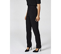 Ruth Langsford Stretch Crepe Trousers Regular - 168327