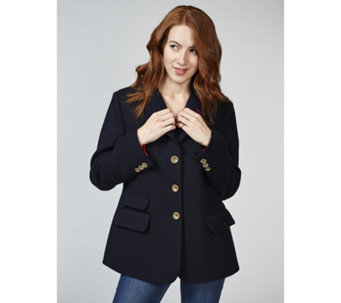 Dressage by Paul Costelloe Anne Long Length Jacket - 169127