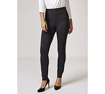 Ruth Langsford Slim Leg Ponte Trousers Regular - 168330