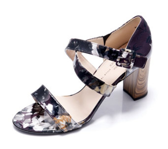 Peter Kaiser Katie Sandal with Wooden Heel - 158432