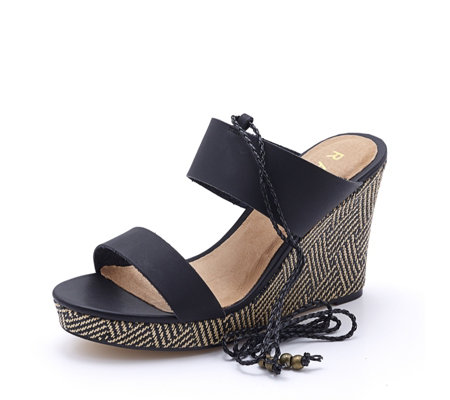 Ravel Gratz Wedge Sandal