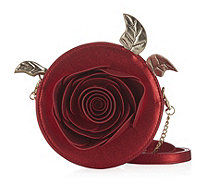 Disney Danielle Nicole Beauty and the Beast Rose Bag - 166233