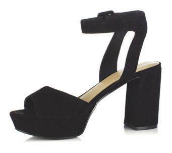 Marc Fisher Meliza Ankle Strap Platform Shoe - 163035