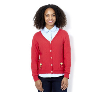 Joe Browns Cherrylicious Cardigan - 166135