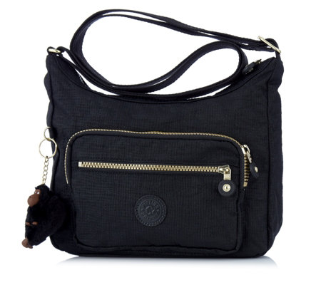 Kipling Tiana Premium Medium Crossbody Hobo Bag