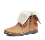 Clarks Olso Beth Ankle Boot with Wedge Heel