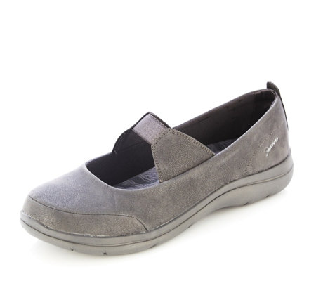 Skechers Lite Step Helium Satin Gore Mary Jane Shoes