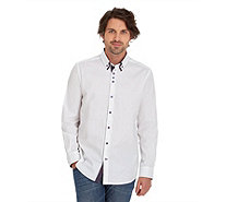 Joe Browns Men's 'Double Trouble' Long Sleeve Shirt - 165541
