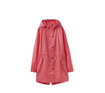 Joules Waterproof Packaway Coat - 170442