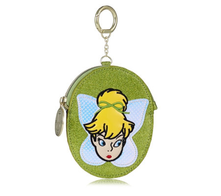 Disney Danielle Nicole Tinkerbell Coin Purse in Gift Box