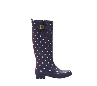Joules Printed Welly - 170443