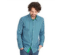 Joe Browns Men's 'Stripe Me Up' Long Sleeve Shirt - 165545