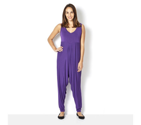 Join Clothes Sleeveless Jumpsuit