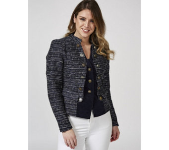 Joe Browns Terrific Tweedy 2 in 1 Jacket - 170347