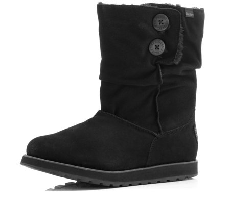Skechers Keepsakes Freezing Temps Faux Fur Mid Calf Boot