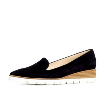 Peter Kaiser Slip On Shoe with Wedge Heel - 164348