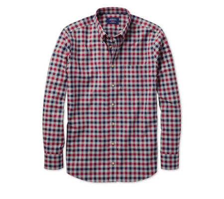 Charles Tyrwhitt Mens Classic Fit Button Down Non-Iron Shirt