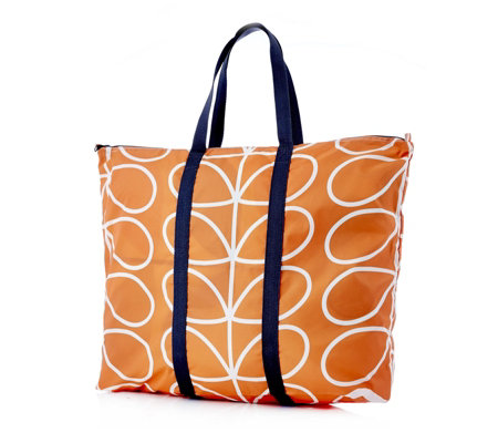 Orla Kiely Foldaway Travel Bag