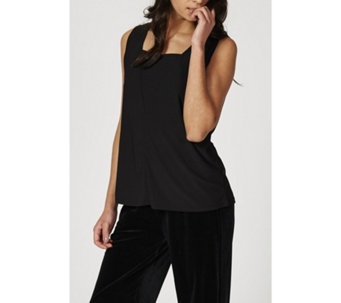 Antthony Designs Sleeveless Square Neck Top - 170251