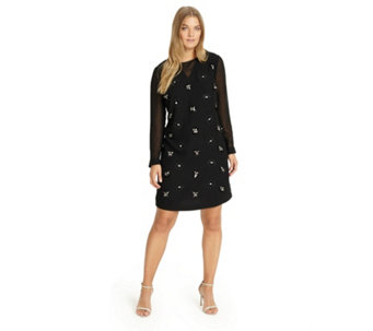 Studio 8 by Phase Eight Long Sleeve Claire Dress - 170853