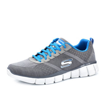 Skechers Equalizer 2.0 True Balance Round Knitted Skech Knit Men's Trainer - 157554