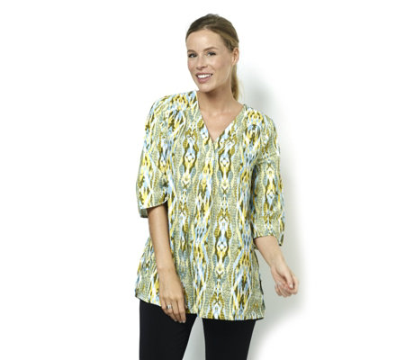 Fashion by Together Printed Tunic