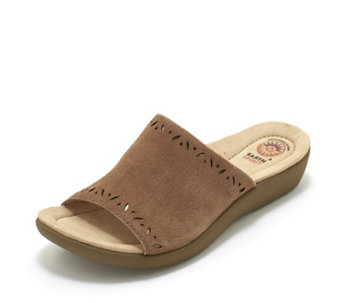 Earth Spirit Pomona Suede Slip On Mule - 162655