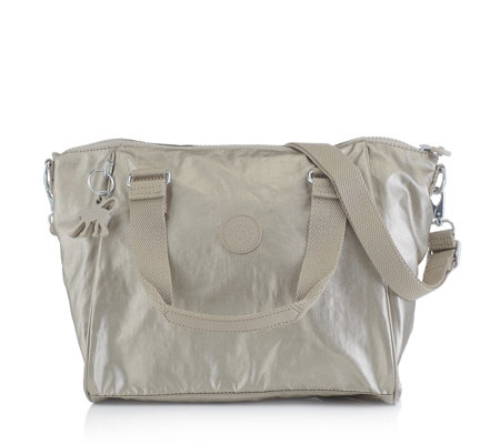 Kipling Amiel Medium Double Handle Handbag with Detachable Strap