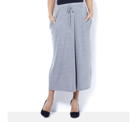 Antthony Designs Pull On Maxi Skirt