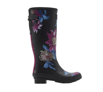 Joules Ajusta Welly Back Gusset - 168957