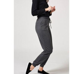 Christopher Fink Heather Knit Jogger - 169057