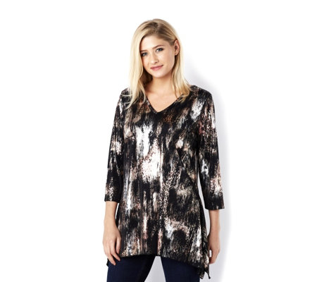 Together Printed Tunic