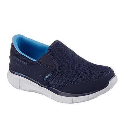 Skechers Kids Equilizer Persistent Slip On Trainer