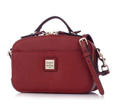 Dooney & Bourke Belvedere Ambler Leather Crossbody Bag