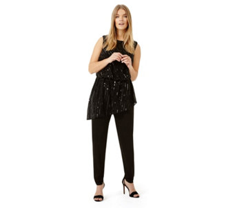 Studio 8 by Phase Eight Embellished Bronte Jumpsuit - 170860
