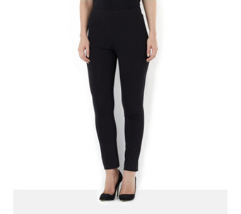 Kim & Co Milano Knit Narrow Leg Trouser - 155761